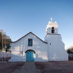 Iglesia San Pedro de Atacama