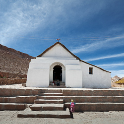 Iglesia de Caspana