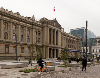 Inauguración Plaza Montt_Varas.