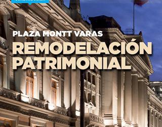 Plaza Tribunales en Revista Bit.