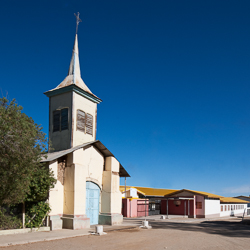 Internado y Escuela de Quilitapia