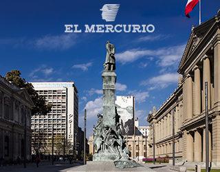 """Premios PAU en """"El Mercurio""""."""