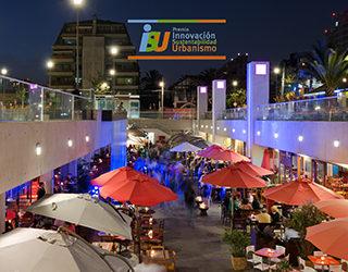 Boulevard Plaza Ñuñoa gana ISU 2017.
