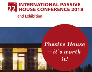 Plan en Passive House Munich 2018.